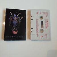 THE EXPLORERS S/T SELF TITLED ALBUM CASSETTE TAPE VIRGIN UK 1985