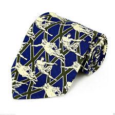 Creation Of Adam Mens Necktie Michelangelo Ralph Marlin Silk Art Neck Tie New