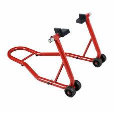 Tech 7 Rear Motorcycle / Bike Paddock Stand - Track Day / Garage / Pit Lift