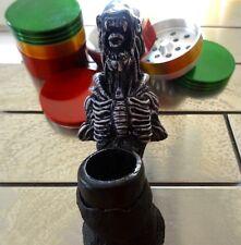 Alien 8th Passenger Smoking  Pipe w/ 4 Piece Grinder. 5 Scr. no glass  3280 + RG
