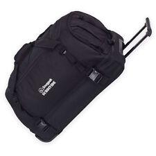Snugpak Subdivide Roller Wheeled Gear Carryall Holdall Travel Bag Suitcase 90L