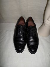 ALLEN EDMONDS BLACK OXFORDS SHOES MEN SIZE US 9.5D