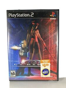 Cy Girls (Sony PlayStation 2, PS2, 2004) - No Manual
