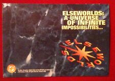 Elseworlds Annuals (1994) Dc Comics Checklist Promo Card - From Dc Comics