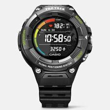 CASIO Pro Trek Smart WSD F21HR BK Mens Smart Watch Gear Bluetooth 4.2 Heart Rate