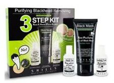 SHILLS Purifying Blackhead & Acne Removing 3 Step Kit