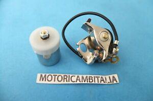 Contatti condensatore kit Bosch moped Prima Optima mokick 25 Hercules mh15 mp4
