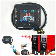 DC12V Car Motorhome Diesels Parking Heater LCD Monitor Switch+Remote Controller