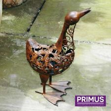 Duck Birds & Birdhouses Garden Sculptures
