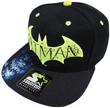 Starter Batman AK-029 Snapback Cap Croc Arkham City black Basecap Herren Mens