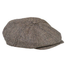 11e14db20 Tweed Men's Newsboy Caps | eBay