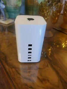 Apple Time Capsule Case EMPTY CASE ONLY FOR DISPLAY OR REFURBISHMENT