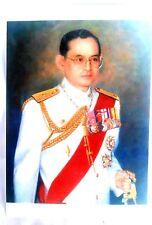 Bild picture König King Bhumibol Adulyadej RAMA IX Thailand 15x10 cm  (s2