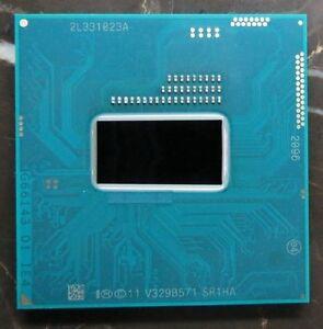 Intel Core I5-4200M 2.5-3.1G/3M Haswell HM87/88 Socket G3 CPU CW8064701486606