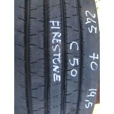 GOMME AUTOCARRO RISCOLPITE FIRESTONE 245 70 R19,5 PNEUMATICI  136/134 M -C50