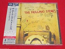 THE ROLLING STONES - BEGGARS BANQUET - JAPAN JEWEL CASE SACD SHM CD - UIGY-9576