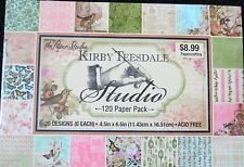 Kirby Teesdale Studio 4.5x6.5 Paper Pack by The Paper Studio