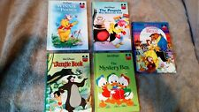 5x Walt Disney World of Books Bundle (4)