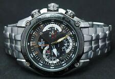 "Casio Edifice EF-550 Tachymeter ""Chronograph"" Men's Excellent Condition Watch"