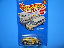 Hot Wheels - Fiat 500 C --- Mooneyes -- Speceal Editions