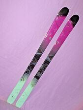 NEW 2019 Fischer My Ranger 85 women's light all mountain skis 159cm no bindings~