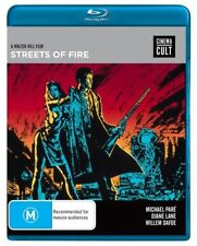 Streets Of Fire (Blu-ray, 2017)