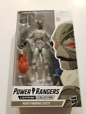 Power Rangers 6 Inch Action Figure Lightning Collection Wave 7 Z Putty