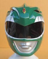 Mighty Morphin Power Rangers Sentai Zyuranger Green Ranger / DragonRanger Helmet