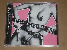 JOYKILLER - READY, SEXED, GO! (THE ANTHOLOGY) - CD