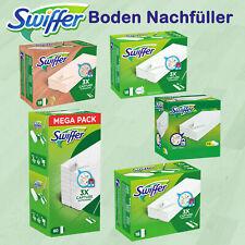 Swiffer Trockene Bodentücher Nachfüller für Bodenstab - Ausführung wählbar -