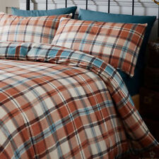 Catherine Lansfield Country Checked Bedding Sets & Duvet Covers