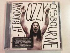 OZZY OSBOURNE LIVE AT BUDOKAN EDITED VERSION 2002 13 TRK CD BLACK SABBATH SINGER