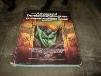 TSR - AD&D Advanced Dungeons & Dragons - Dungeon Masters Guide - 2nd Edition