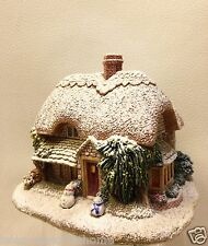 Lilliput Lane - A Year in an 1994 - English Garden - Winter's Wonder