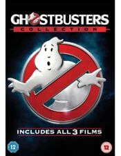 Ghostbusters / II / - Answer The Call DVD Nuevo ( Cdr