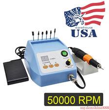 Dental Electric Brushless Micromotor Polishing Polisher Unit 50k Rpm Handpiece