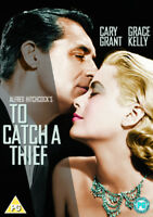 To Catch a Thief DVD (2013) Cary Grant, Hitchcock (DIR) cert PG ***NEW***