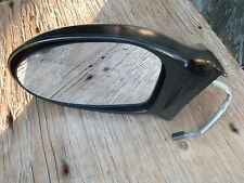 1999- 2004 OLDSMOBILE ALERO LEFT SIDE VIEW POWER MIRROR  ELECTRIC BLACK