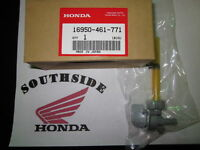 GENUINE HONDA PETCOCK ASSEMBLY  CB650 CB750 CB900  BEWARE CHEAP KNOCKOFFS