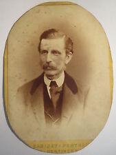 Wien - 1873 - Mann mit Bart im Anzug - Portrait / KAB