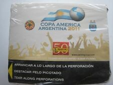 Panini Copa America 2011 Sticker Box 50 Packs (5 Stickers Each) NEW