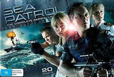 Sea Patrol The Complete Series Season 1, 2, 3, 4 & 5 DVD Box Set 20-Disc Set R4