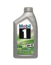 MOBIL 1 0W-40 ESP DEXOS 2 FULLY SYNTHETIC ENGINE OIL 1L LITRE -151499