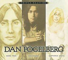 Triple Feature [Digipak] by Dan Fogelberg (CD, Nov-2009, 3 Discs, Sony CMG)