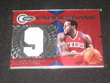 Andre Iguodala Certified Authentic Game Used Jersey Basketball Card #159/299