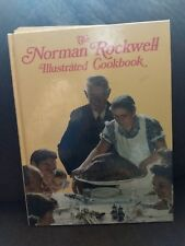 Norman Rockwell Illustrated Cookbook : Classic American Recipes by Norman...