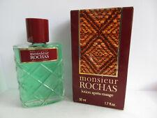 Rochas Monsieur Rochas 50ml After Shave ! Rarität!