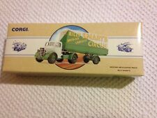 Corgi Classic Commercials 97300 Bedford Articulated Truck Billy Smart's Circus