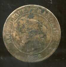 5 centimes CERES 1876  A   ( 2 )