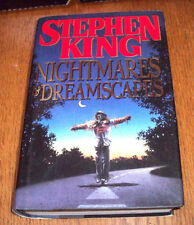 Nightmares & Dreamscapes by Stephen King (1993, Hardcover) 1st Edition Unread!